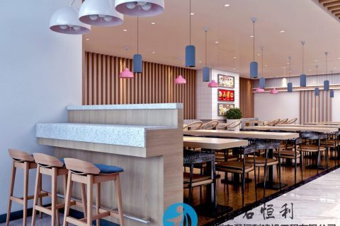 北京大学深圳医院餐厅改造项目