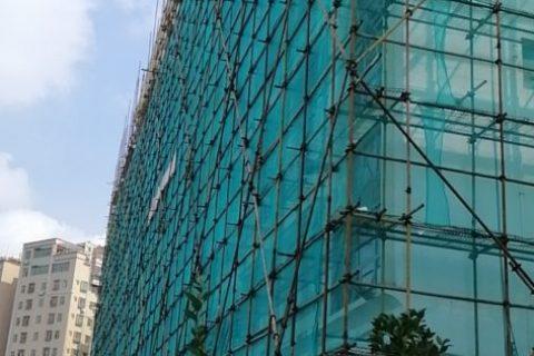龙澜创新产业园 A、B、C 栋室外装修改造工程