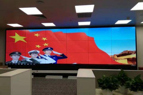 平安行总行上海置汇旭辉职场项目智能化工程
